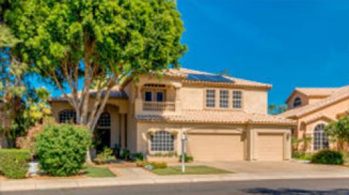 Owner Occupied Home Loan