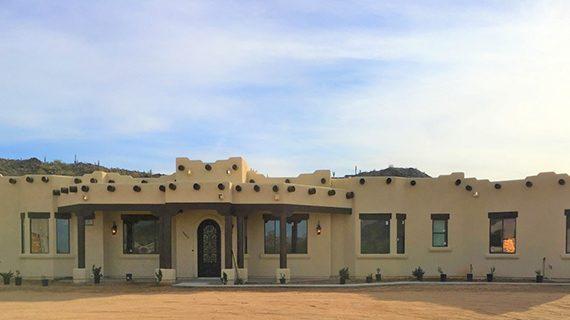 Sepc Construction Loan AZ
